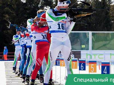 Сильный ветер отменил гонку биатлонного Кубка IBU
