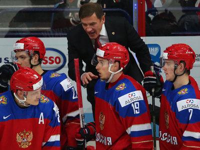 Брагин определился с составом на молодежный чемпионат мира