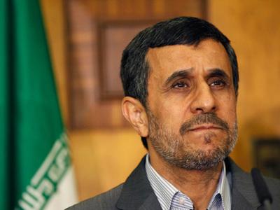 Ахмадинежаду запретили участвовать в выборах президента Ирана