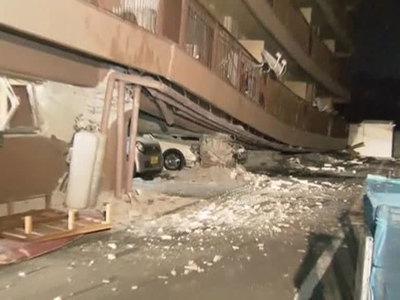 Землетрясения в Японии: число жертв возросло до 37
