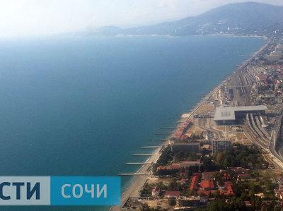 В Сочи зафиксировано землетрясение в 2,8 балла