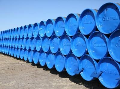 """""""Газпром"""" прекращает закупку импортных труб"""