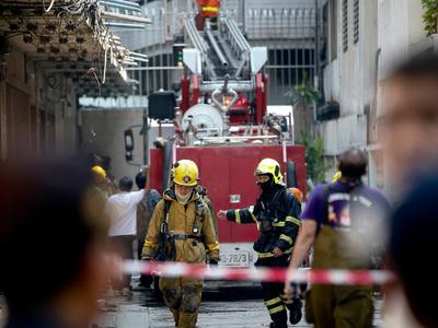 В Таиланде вспыхнул пожар в школьном общежитии, погибли 17 детей