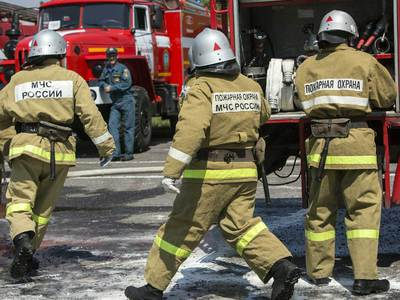 Авиакатастрофа на Ставрополье: находившиеся на борту самолета погибли