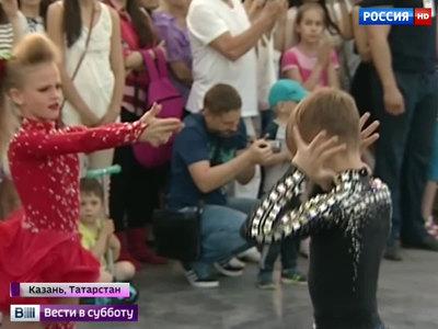 Акробатическому рок-н-роллу в России - 30 лет