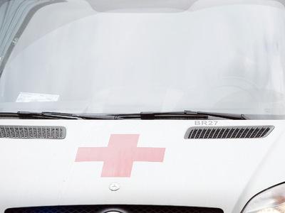 В Башкирии машина влетела в группу школьников