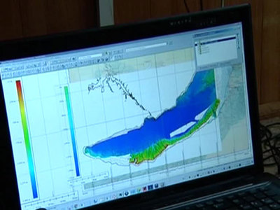 Иркутские ученые создадут трехмерную карту Байкала
