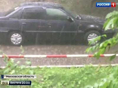 Засуха и потоп: Россия - на оранжевом уровне опасности