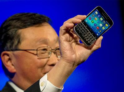 BlackBerry откажется от классических смартфонов с клавиатурой
