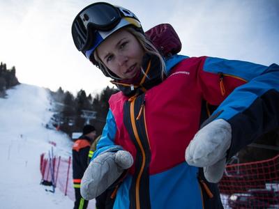 Шведская горнолыжница погибла под лавиной в Чили