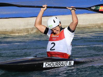 Испанка Шурро победила на трассе олимпийского гребного слалома
