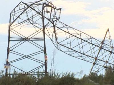 Ураган в Амурской области оставил села без света, разрушил школы и затопил дома