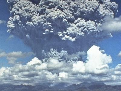 Извержение вулкана 25 лет скрывало рост уровня Мирового океана