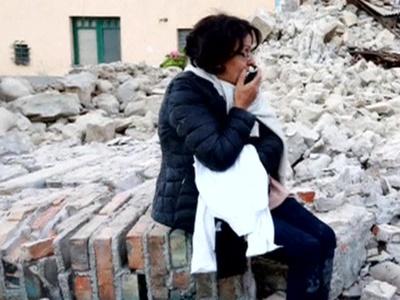 В Италии продолжается сбор средств для пострадавших от землетрясения