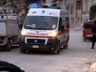 В Италии найдены тела погибших при землетрясении парня и девушки