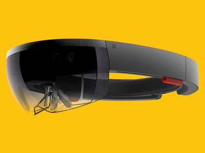 В России сделали первое приложение для очков дополненной реальности HoloLens