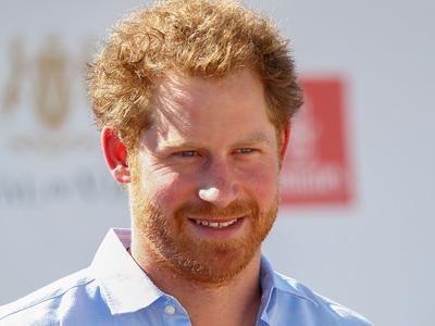 Принца Гарри признали самым сексуальным представителем королевской семьи