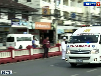 В Таиланде погибла россиянка
