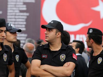 В Турции арестованы семь сотрудников МИД по подозрению в связях с Гюленом