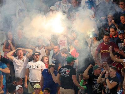 Футбольный фанат-нацист проведет полтора года за решеткой