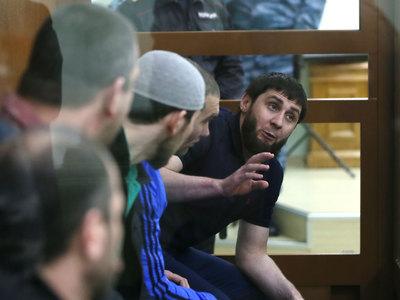 Фигуранты дела Немцова пожаловались в ЕСПЧ