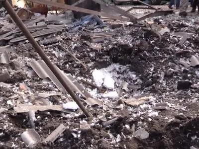По ДНР выпустили более 200 мин и снарядов