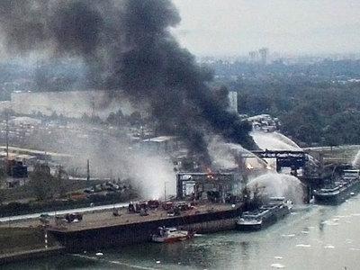 Взрыв на заводе в Германии: 1 человек погиб, 7 пропали без вести
