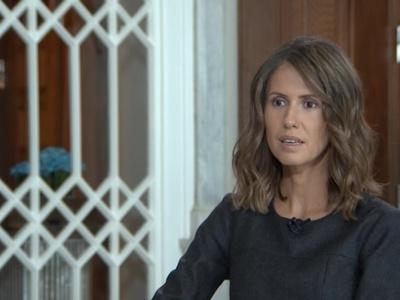 Асма аль-Асад: отказываюсь жить в страхе