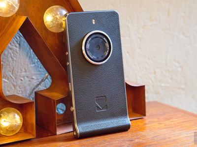 Kodak возродила бренд Ektra новым камерофоном