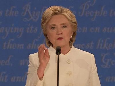 Большой прокол Клинтон: тема ядерной кнопки сработала против нее