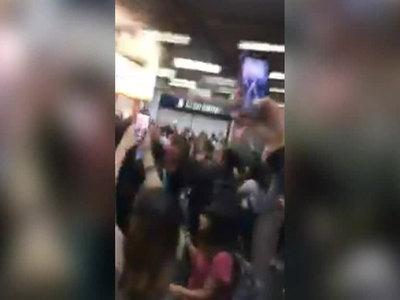 В лондонском аэропорту возникла паника из-за утечки химикатов