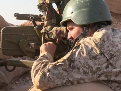 Сирийские военные освободили от боевиков 12 селений к востоку от Алеппо