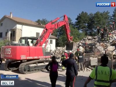 Еще три толчка: здания разрушены в 100 городах Италии