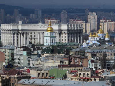 При взрыве в киевской многоэтажке погибла женщина