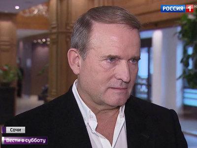 Медведчук: Киев превращается в город криминала и экстремизма