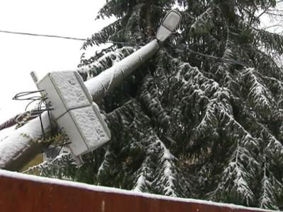 На Чукотку обрушился ураганный ветер