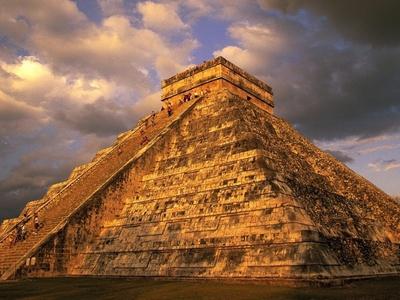 Ученые выдвинули еще одну гипотезу гибели цивилизации майя
