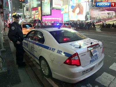 Подросток ранил ножом троих в Нью-Йорке