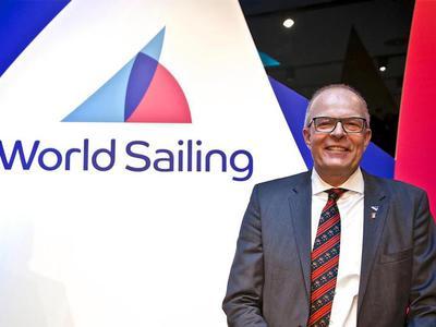 "Глава World Sailing Андерсен посетит церемонию ""Яхтсмен года"""