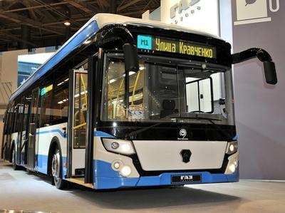 В Москве начали испытывать новый российский электробус