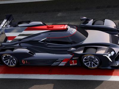 Cadillac возвращается в гонки на выносливость с новейшим прототипом