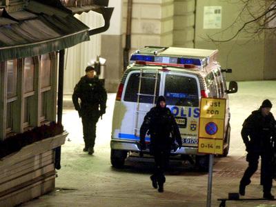 Стрелок на Porsche устроил пальбу в центре Стокгольма
