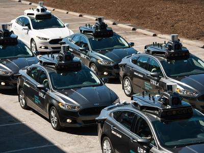 Uber учредил лабораторию искусственного интеллекта