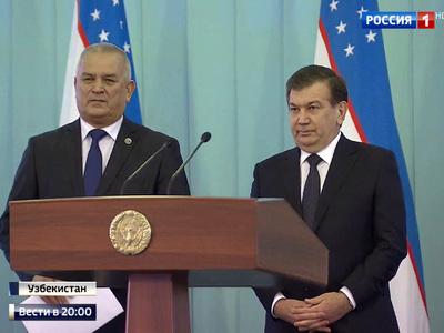 Приглашение в Москву: новый президент Узбекистана заговорил по-русски