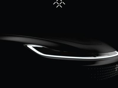 Появилось первое изображение будущего конкурента Tesla Model X