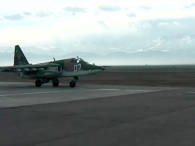 Россия и Таджикистан провели совместные антитеррористические учения
