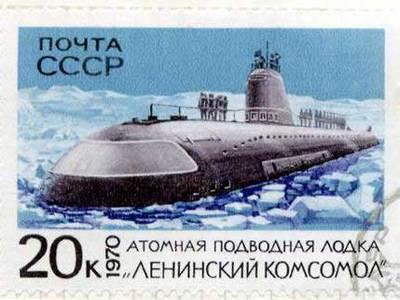 """Первую советскую АПЛ """"Ленинский комсомол"""" вновь спустят на воду"""