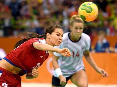 Российские гандболистки проиграли на Евро сборной Норвегии
