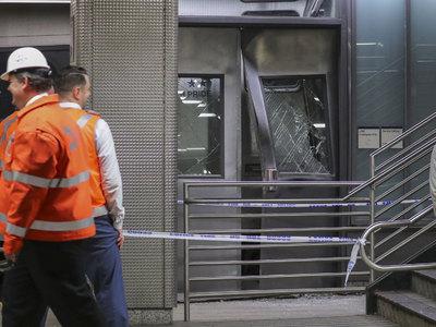В Нью-Йорке сошли с рельсов два поезда
