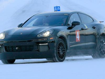 Porsche Cayenne превратится в электрокупе